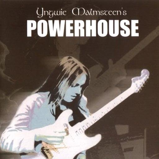 Yngwie Malmsteen альбом Powerhouse