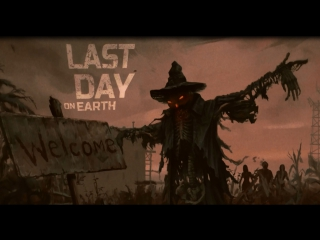 Хеллоуин в Last Day on Earth!
