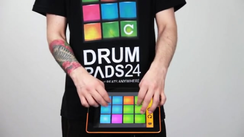 Drum Pads 24 – Bass Power - Музыка - Mover.uz_1