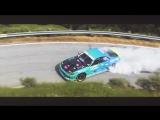 Drift Vine | Nissan Silvia s14 Falken team Matt Field at Touge