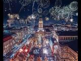 Лучшие в мире фейерверки новогодней ночи — в одном ролике