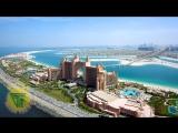 Промо проект отеля Atlantis The Palm 5* (ОАЭ) в Лондоне.