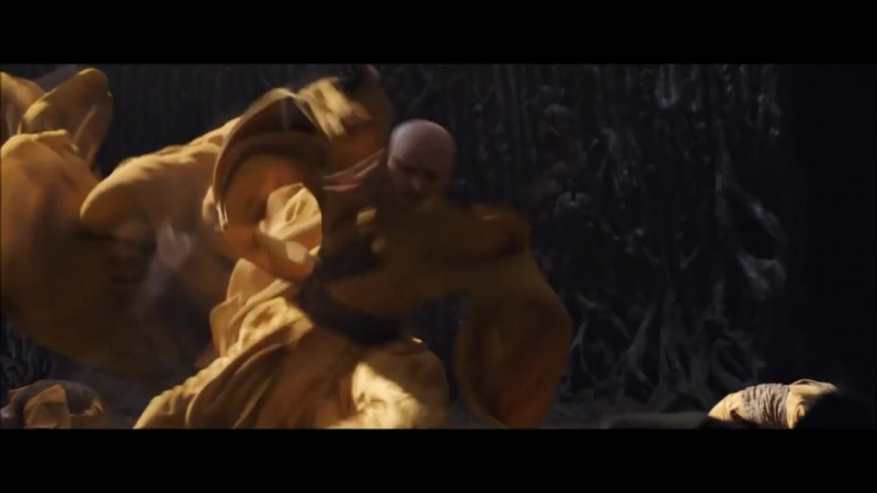 47 Ronin The speed and precision of demons