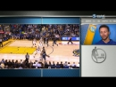 NBA 2017-2018 / Regular season / Minnesota Timberwolves - GS Warriors / Viasat Sport