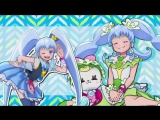 Happiness charge precure Ending 1 [HD]