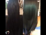 keratin_botox_evgeniyaadusheva+7978-120-58-51 До и После Кератиновое выпрямление волос ♥️