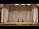 КОВАЛЕВА АЛИНА И СИДОРЧЕВА НАДЕЖДА VI городской конкурс детских и юношеских балетмейстерских работ «Начало»