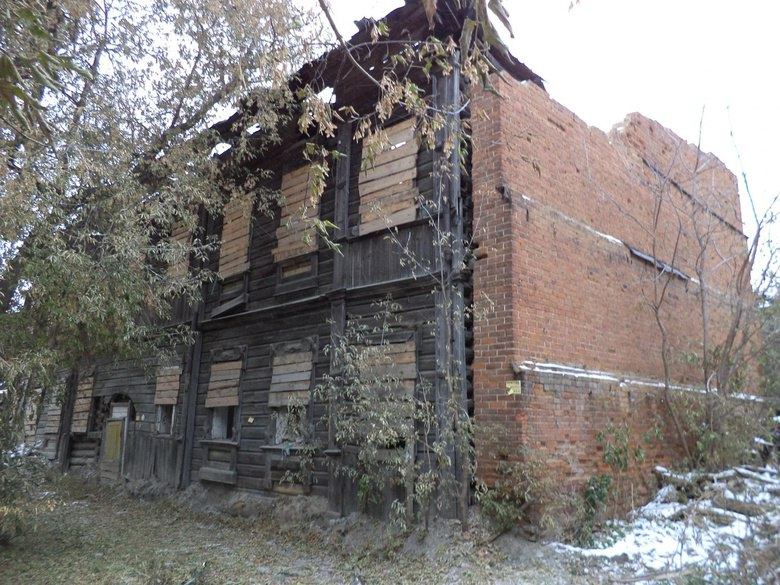 Власти не нашли инвесторов для восстановления 11 ценных домов Томска