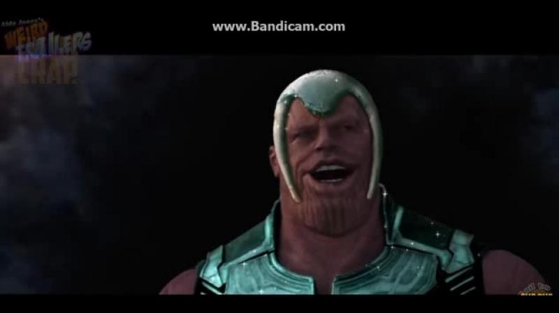Танос одержим Витасам