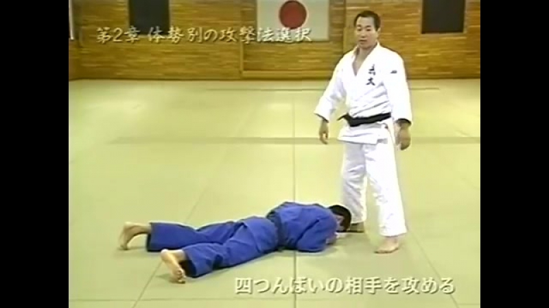 Ju Jutsu.Кодокан дзюдо.Нэ вадза.