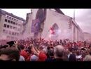 Фанаты «Ливерпуля» поют Ring of fire