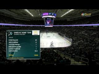 NHL 17/18, RS: Anaheim Ducks - San Jose Sharks [04.11.2017]