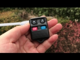 Remote key fob for Ford Crown Victoria Expedition Freestar Freestyle Thunderbird CWTWB1U331 315Mhz 4 button