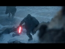 Beyond the Wall Lightsaber Battle _ Game of Thrones Star Wars