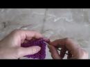 Как вязать Французскую резинку Змейка. Вязание спицами