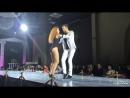 Евгений Калетин и Алиса Штрикман. Кизомба на Estet Fashion Week 🔥🔥🔥