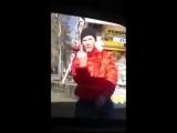 Наказал хулигана  Уличные драки RU