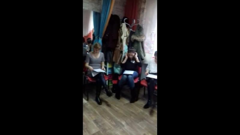 Лидерский тренинг С. Колгановой