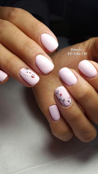 Анастасия нурмухаметова ногти картинки