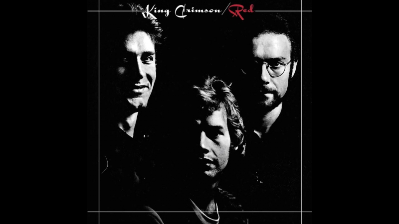 King Crimson - Starless (OFFICIAL)