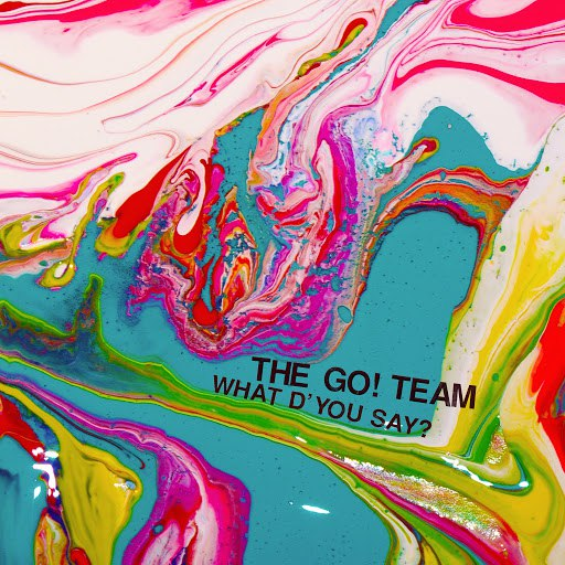 The Go! Team альбом What D'You Say?
