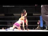 #My1 Mary Apache, Mayu Iwatani  Tam Nakano vs. Oedo Tai (Hana Kimura, Kagetsu  Natsu Sumire)