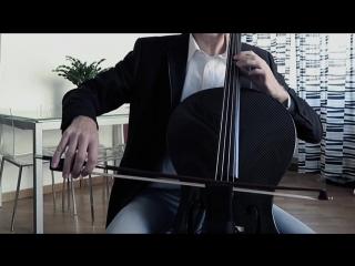 Инструментальный кавер песни Pink - What about us на виолончели (COVER)
