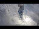 Жесткое падение во время Фрирайда(Хакасия)