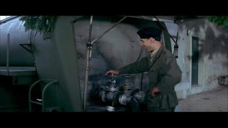 Новобранцы идут на войну Les bidasses s'en vont en guerre 1974 Шарло реж Клод Зиди Советский дубляж