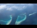 Вид с гидросамолета на Мальдивах на прошлой неделе Отличный вид на атолл Я очень рекомендую этот опыт