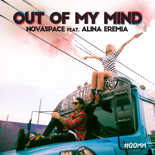 Novaspace альбом Out of My Mind (feat. Alina Eremia)