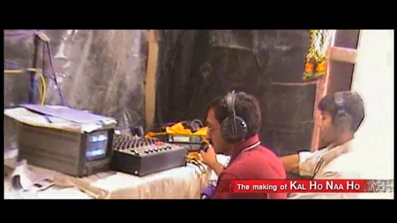 Kal Ho Naa Ho - The Making - Shahrukh Khan, Saif Ali Khan Preity Zinta