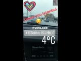 Instagram Stories by Яна Соломко 25.01.2018. #Турция #Стамбул #Turkey #Istanbul #YanaSolomko #Solomon #ЯнаСоломко #МатаХари #Со
