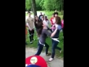 Women girls catfight