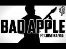 BAD APPLE!! || METAL COVER by RichaadEB ft. Cristina Vee
