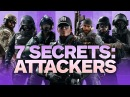 7 Design Decisions Behind Rainbow 6 Siege's Attackers