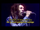 No woman no cry Bob Marley LYRICS LETRA Reggae