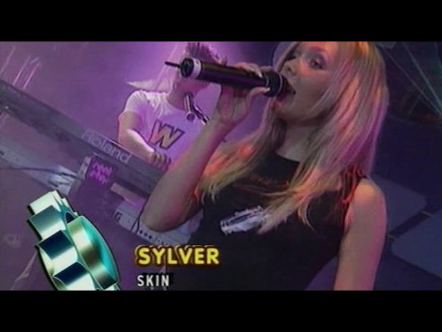 Sylver - Skin (Live @ Viva Club Rotation 2002)