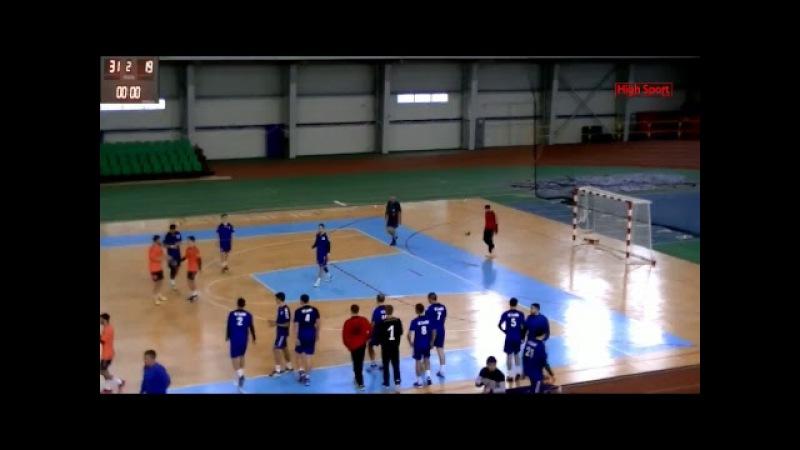 14.10. Гандбол. Вища лiга. СумДУ (Суми) - ГК Одеса| HighSportLive | HSL