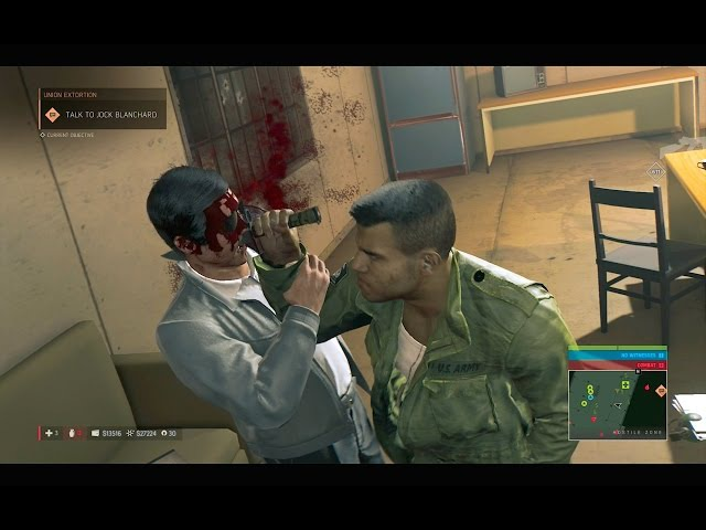 Sly Shooter - Mafia 3 Funny/Brutal Moments Compilation Vol.1