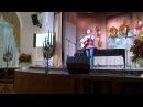 Сергей Леонтьев выступление на 30 летии лит гостиной 18 11 17