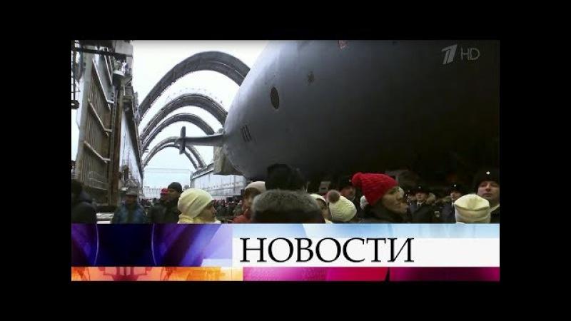 ВСеверодвинске спущен наводу новый атомный ракетоносный крейсер «Князь Влад ...