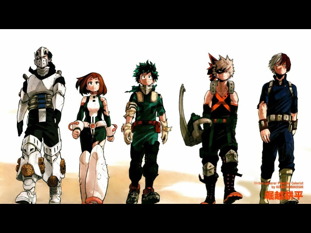 [AMV/ASMV] My Hero Academia - Reasons to Become a Hero