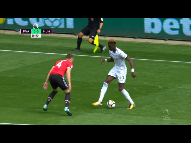 Tammy Abraham vs Manchester United (Loan) HD 1080i