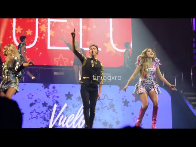 Soy Luna Live Bilbao - Vuelo - 09/01/18 - Bizkaia Arena (BEC)