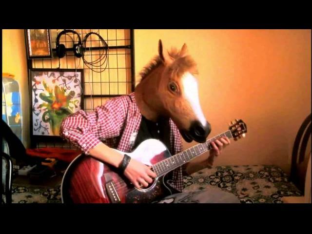 Сплин - Бонни и Клайд│Fingerstyle guitar cover