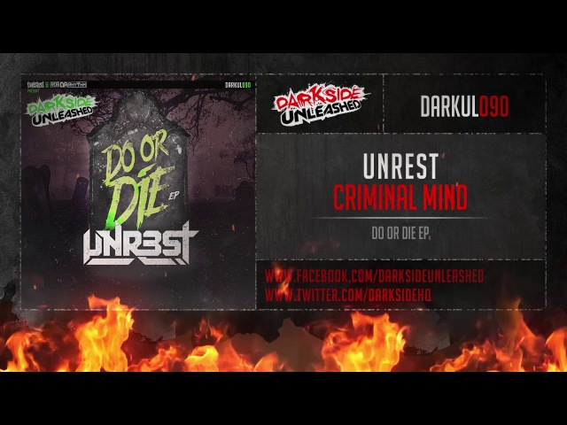 Unrest - Criminal Mind