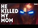 He killed my mom (Tony Stark) | Iron Man