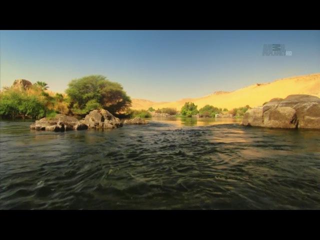 В дебрях Африки. Нил