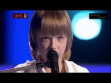 'Hallelujah'(Russian).The Voice Kids Russia 2016.ArtemJuliaMarselXenia.